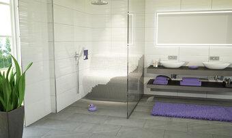 Les Kits S de JACKOBOARD confèrent une nouvelle forme à la salle de bains